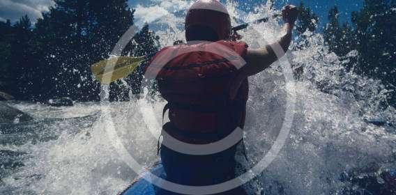 Intermediate Whitewater Kayak Instruction